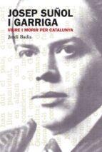 El libro de Josep suñol i garriga autor JORDI BADIA PDF!