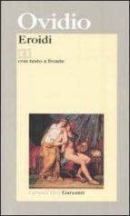 El libro de Eroidi: con testo latino a fronte autor P. NASONE OVIDIO EPUB!