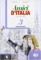 amici di italia 3   cuaderno + cd 9788853615206