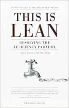this is lean: resolving the efficiency paradox-niklas modig-9789198039306