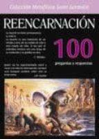 reencarnacion: 100 preguntas y respuestas 9789706660206