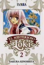 el misterioso loki nº 2 sakura kinoshita 9789875626706