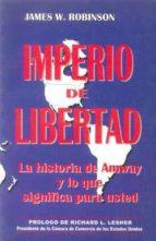imperio de libertad: historia de amway y lo que significa para us ted-james robinson-9789879702406