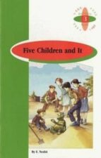 five children and it (1º eso) e. nesbit 9789963473106