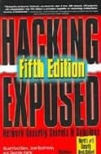 hacking exposed-stuart mcclure-joel scambray-george kurtz-9780072260816