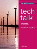 tech talk intermediate student book-vicki hollett-9780194575416