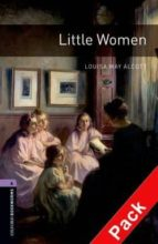 little women (incluye cd) (obl 4: oxford bookworms library)-9780194793216