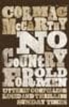 no country for old men-cormac mccarthy-9780330511216