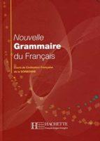 nouvelle grammaire du francais 9782011552716