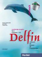 delfin. lehrbuch (teil 1 lektionen 1-10) (incluye cd)-jutta müller-9783190916016