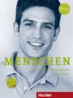 menschen: arbeitsbuch a1.2 mit audio-cds (2)-sabine glas-peters-angela pude-monika reimann-9783195119016