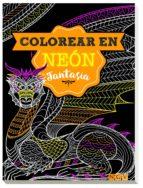 fantasia   colorear en neon 9783625006916