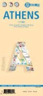 atenas, plano callejero (1:7500) 9783866093416