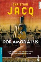 por amor a isis-christian jacq-9788408072416