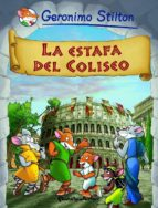 comic geronimo stilton 2: la estafa del coliseo geronimo stilton 9788408086116