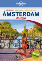 ámsterdam de cerca (lonely 3ª ed)-karla zimmerman-9788408152316