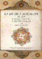 la musica andalusi: al-ala. historia, conceptos y teoria musical-amin chaachoo-9788415338116