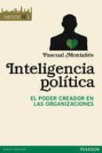 inteligencia política pascual montañes 9788415552116