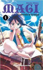 magi, el laberinto de la magia nº 1-shinobu ohtaka-9788415866916