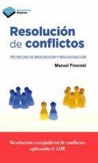 resolucion de conflictos manuel pimentel siles 9788415880516