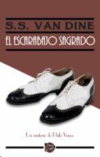 el escarabajo sagrado (ebook) s.s. van dine 9788416185016