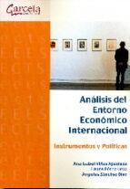 analisis del entorno economico internacional ana isabel viñas apaolaza 9788416228416