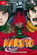 naruto nº69/72 (pda)-masashi kishimoto-9788416244416