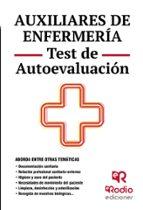 AUXILIARES DE ENFERMERIA. TEST DE AUTOEVALUACION