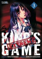 king s game extreme nº 3 renji kuriyama 9788416426416