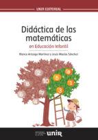 didactica de las matematicas en educacion infantil-blanca arteaga martinez-9788416602216