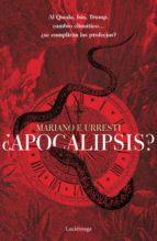 ¿apocalipsis? (ebook)-mariano f. urresti-9788416694716