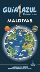 maldivas 2016 (guia azul) 9788416766116