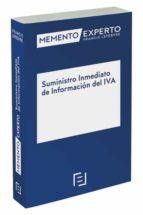 memento experto suministro inmediato de información del iva 2017-9788416924516