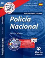 POLICÍA NACIONAL. SIMULACROS DE EXAMEN. 2017