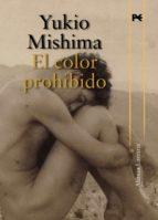 el color prohibido yukio mishima 9788420649016