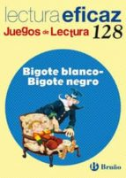 bigote blanco  bigote negro juego de lectura-9788421660416