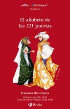 el alfabeto de las 221 puertas francisco diaz 9788421697016