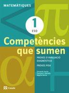 competències que sumen matemàtiques 1 eso ed 2013 cataluña/balea rs 9788421853016