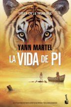 vida de pi (portada película) yann martel 9788423341016