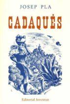cadaques (3ª ed.)-josep pla-9788426109316
