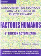 factores humanos joaquin carlos adsuar mazon 9788428329316