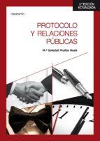 protocolo y relaciones publicas (2ª ed.) m soledad muñoz boda 9788428338516