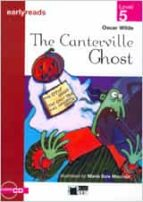 the canterville ghost. book-cd. (black cat)-oscar wilde-9788431607616