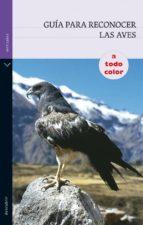 guia para reconocer las aves-9788434237216