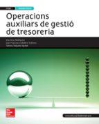 operacions auxiliars de gestió de tresoreria. ed.2015. tècnic en gestió administrativa. grau mitjà ed 2015-ana arias-9788448196516