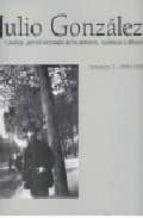 julio gonzalez (vol. i): 1900-1918-9788448246716