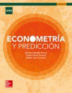 econometría y predicción 2ª edición. incluye cuaderno de apéndice y tablas (set retractilado e indivisible) p. pérez pascual, b. sanz carnero m. matilla garcía 9788448612016