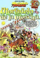 mortadelo de la mancha (magos del humor nº 103)-francisco ibañez-9788466619516