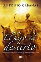 el hijo del desierto (ebook)-antonio cabanas-9788466650816