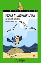 piopa y las gaviotas (el du maria del carmen de la bandera 9788466793216